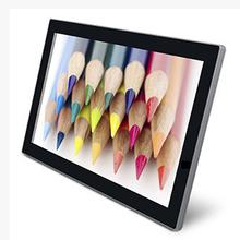 供应18.5寸19寸高清数码相框/电子相册广告机兼容1080P高清视频图片
