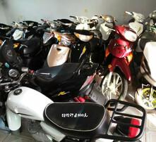 二手摩托车,助力车,鬼火,雅马哈图片
