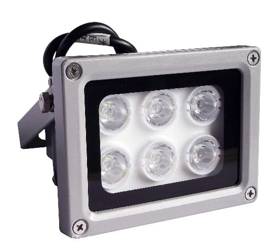 LED监控补光灯