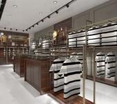 男装展示柜设计展柜厂家款式定做