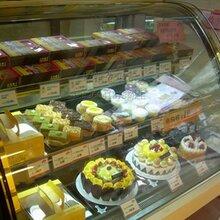 新款蛋糕柜定做面包柜厂家批发款式设计