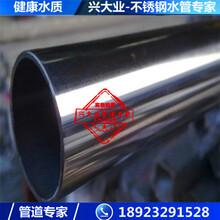 阳泉304双卡压薄壁不锈钢水管DN201.5供货