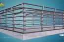 钢结构安装三维动画项目数字星尘动画案例工业三维动画三维动画报价图片