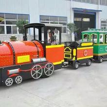仿古火车仿古无轨火车仿古小火车小火车游乐设备