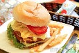 新疆炸鸡汉堡店加盟送设备加盟贝克汉堡日赚1万