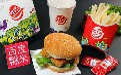 兰州汉堡加盟就选快乐星,门店日赚1万,西式快餐汉堡店加盟