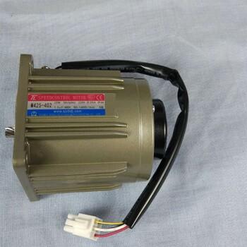 新能源電池設備電機臺灣東力M425-402+4GN-10K廠家現貨供應