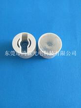 直径21mm单颗1W大功率仿流明洗墙灯舞台灯草坪灯LED透镜图片
