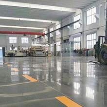 南京做固化地坪公司-滲透密封固化劑地坪廠家-價格圖片