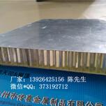 铝蜂窝幕墙板铝蜂窝防火板金属装饰建材图片