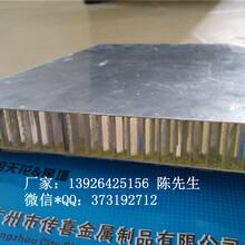铝蜂窝幕墙板铝蜂窝防火板金属装饰建材