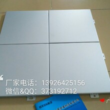 铝合金幕墙板防火幕墙铝单板金属装饰建材图片