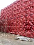造型幕墙铝单板铝单板造型天花金属装饰建材图片
