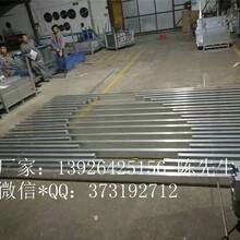 铝方管型材隔断铝方管金属装饰建材图片