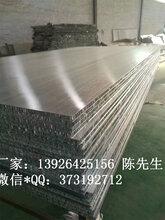 铝蜂窝板价格A级防火铝蜂窝板金属装饰建材