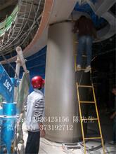 冲孔包柱铝单板圆柱装饰铝单板弧形方形装饰铝板定做图片