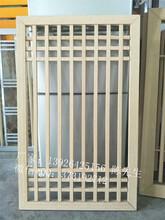 铝方管装饰栅栏铝方管隔断栅栏金属艺术装饰建材