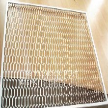 龟形孔铝网板六角孔铝网板金属装饰网板材料图片