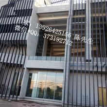 幕墙装饰铝方通门头装饰铝方通金属型材生产厂家