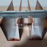 U型木纹铝方通铝方通天花金属装饰材料