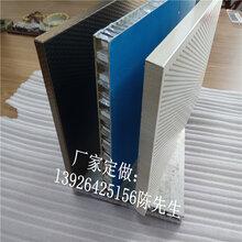 冲孔铝蜂窝板蜂巢铝板防火金属优游饰板材图片