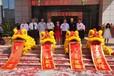 武汉开业乐队洪灾也挡不住武汉演出公司楼盘开盘舞狮队表演