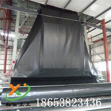 衢州氧化塘防滲膜價格HDPE土工膜銷售價格