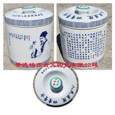 陶瓷膏药罐定做,膏方药罐,陶瓷药罐定做,膏药药罐定做