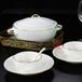 年会礼品餐具定制陶瓷餐具定制企业l商标
