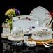 端午節禮品餐具定做福利禮品陶瓷茶具套裝