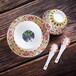 景德鎮品牌骨瓷餐具定制餐具碗盤單品定制