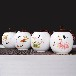 半斤装手绘青花茶叶罐定做双层气密茶叶罐