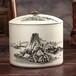 陶瓷密封罐食品罐定做廠家景德鎮密封儲物罐