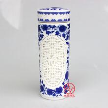双层陶瓷杯子陶瓷茶杯定做价格