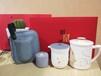 新款高端陶瓷茶具套裝高檔旅行茶具印字