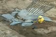 保定混凝土墙用什么机器拆除分裂机能破开石头吗