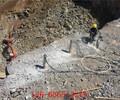 大型石材分解石头液压分裂机沧州