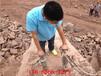 新余地基開挖脹裂石頭液壓劈裂機