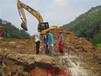 嘉兴土石方开挖打碎石头液压劈石机