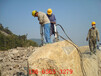 孟州地基石头打碎石头液压破石器