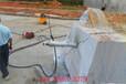 萍鄉煤礦挖石頭劈石頭巖石分裂器