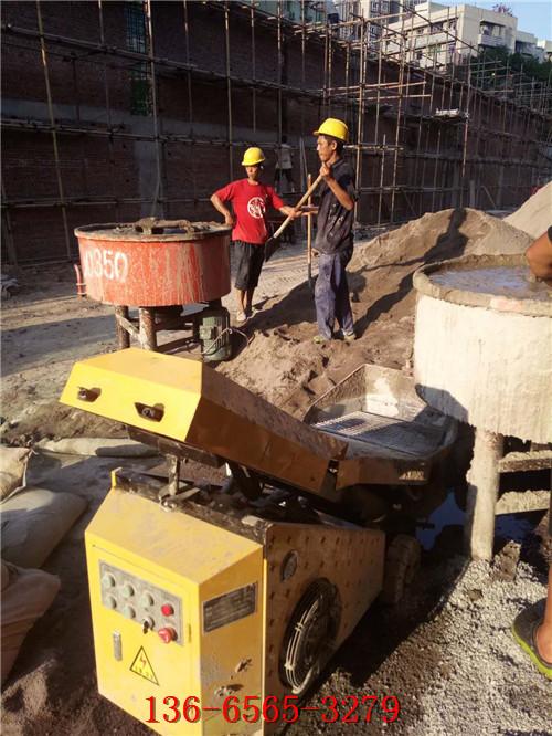 河南郑州市混凝土二次结构泵需要保养