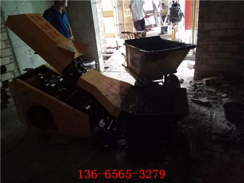广东汕尾市建筑用二次结构泵产品详细参数