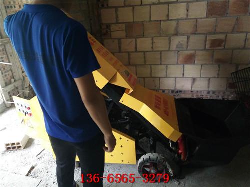 福建莆田市二次结构泵车施工