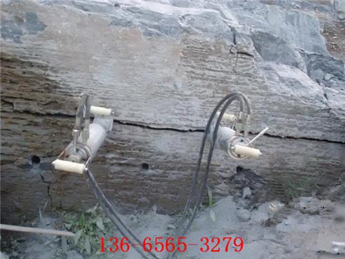 地基破石头液压机无振动