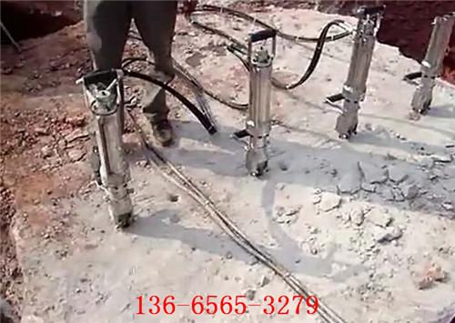 破碎石头石头劈石机德国品质