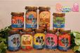 休闲零食批发市场—台湾进口食品香葱黄金鱼