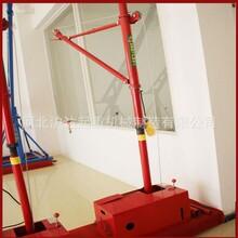 专业生产室内用单管转臂旋转室内吊运机400公斤室内小吊机