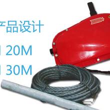厂家直销供应方便携带钢丝绳15M-30M1.5T手扳葫芦