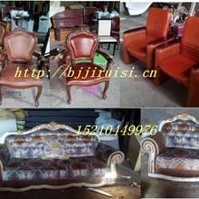北京欧式沙发维修翻新,北京欧式真皮沙发换皮,布艺沙发订做沙发套